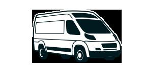 Venta de furgonetas para transformar a camper